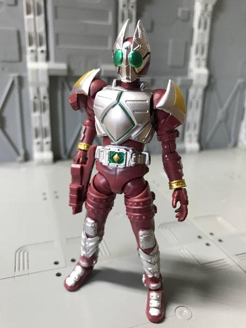 SHODO-O 仮面ライダーギャレンの正面
