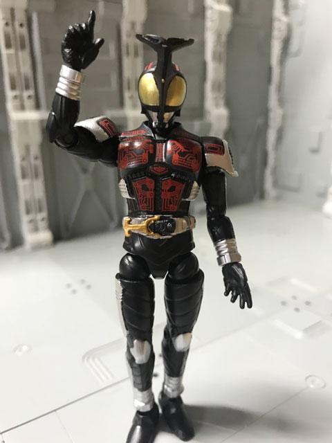 SHODO-O 仮面ライダーダークカブト 天道のポーズ