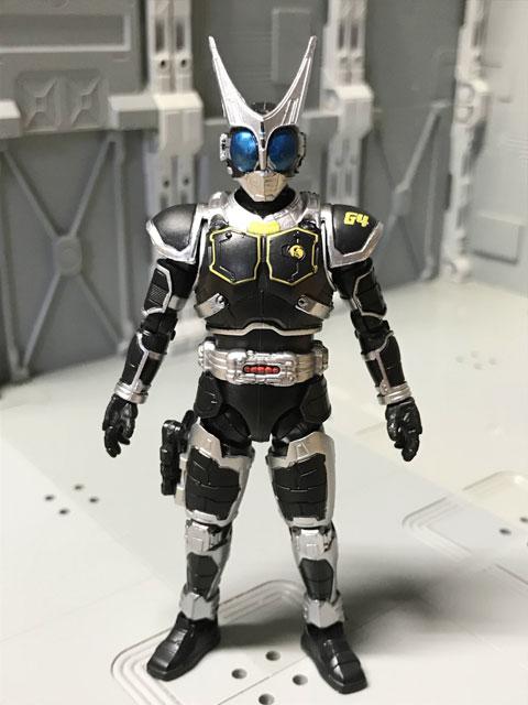 SHODO-O 仮面ライダーG4の正面
