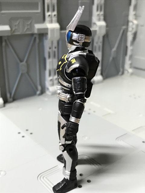 SHODO-O 仮面ライダーG4の左側面