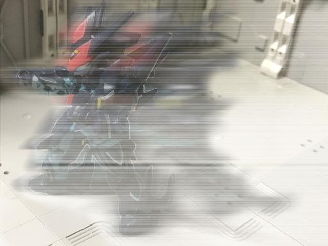 アニマギア6 01 レオス スピードモード 高速移動中